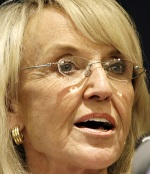 Arizona Governor Jan Brewer is a tyrant who is doing everything possible to throw a road block into the use of medical marijuana in Arizona